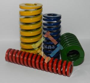 Инструментальные пружины ISO 10243